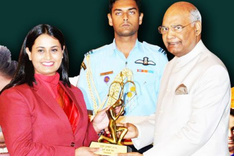 Shreyasi SIngh Shooting Champion Arjun Award Winner